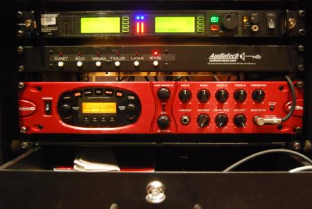 Which is Per´s rack mounted big brother POD xt Pro