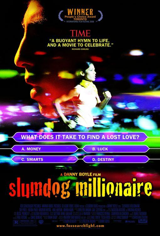 Slumdog Millionaire film izle